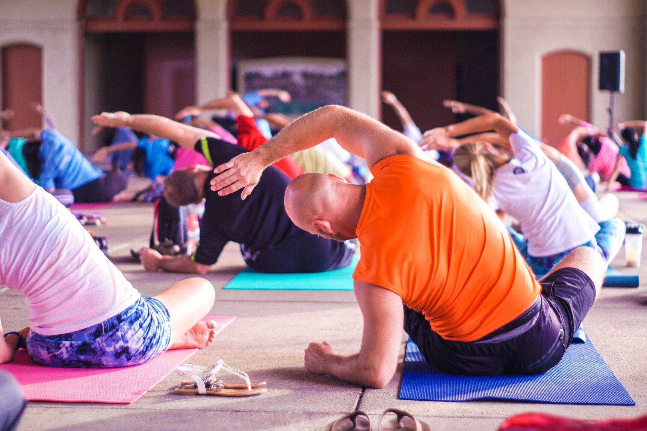 what is intermediate yoga
