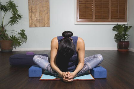 what is yin yoga practice
