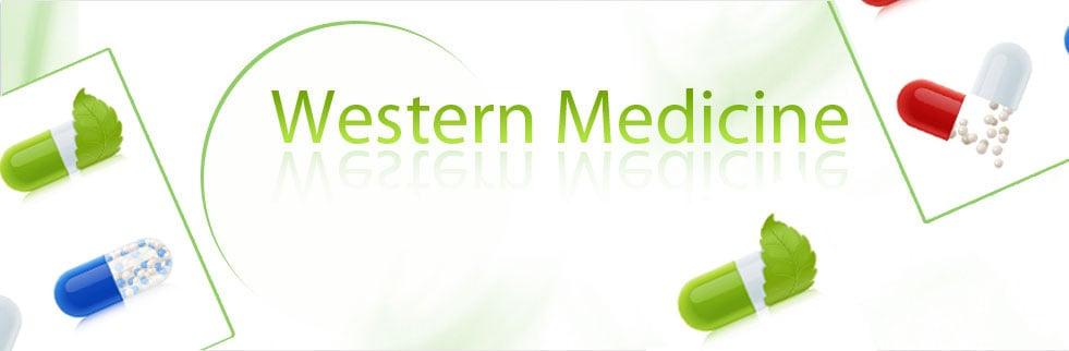 disadvantages of western medicine